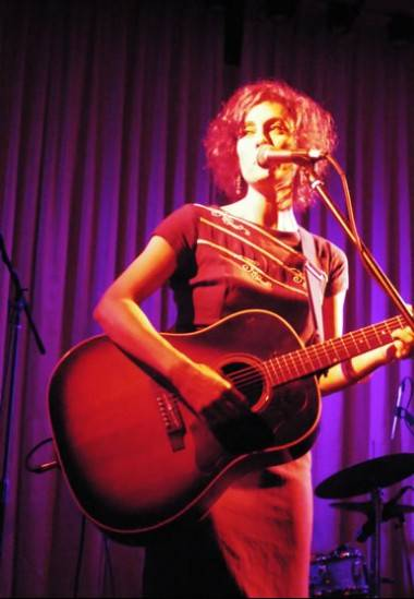 Sarah Harmer live concert photo
