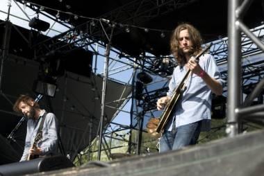Band of Horses at Toronto Island, June 19 2010