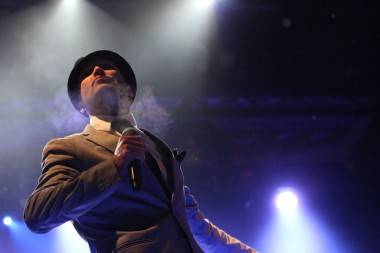 Vancouver hip-hop artist Kyprios.
