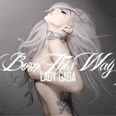 Lady Gaga, Born This Way album cover