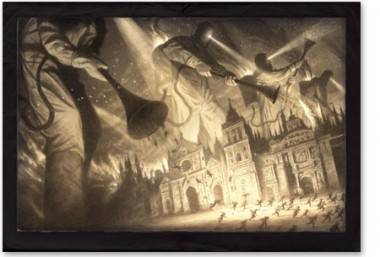 Art from The Arrival by Shaun Tan.