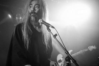 Acid Mothers Temple at the Biltmore Cabaret, Vancouver, March 29 2011. Ashley Tanasiychuk photo