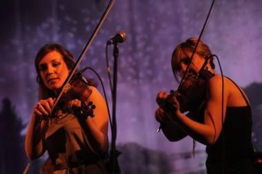 Hey Rosetta! at the Rio Theatre, Vancouver, March 4 2011. Skot Nelson photo