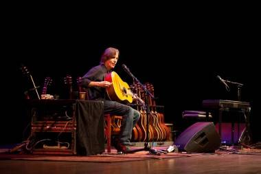 Jackson Browne at the Queen Elizabeth Theatre, Vancouver, March 26 2011. Cameron Brown photo