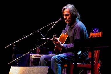 Jackson Browne at the Queen Elizabeth Theatre, Vancouver, March 26 2011. Cameron Brown photo