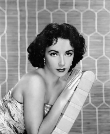 Elizabeth Taylor in 1951