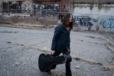 Kurt Vile, have guitar, will travel