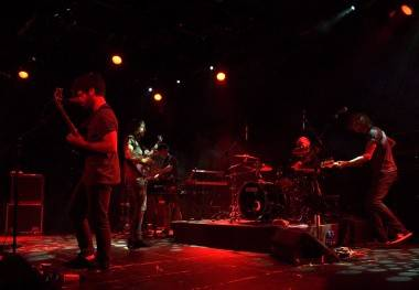 Foals band Vancouver