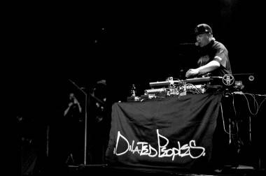 Dilated Peoples at the Commodore Ballroom, Vancouver, April 22. 2011. Jade Dempsey photo