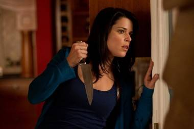 Neve Campbell in Scream 4 (2011).