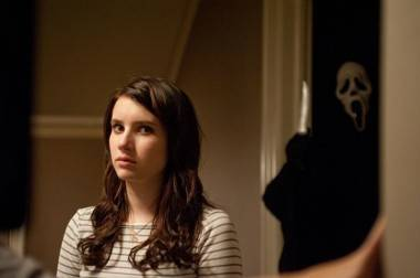 Scene from Scream 4