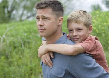 Brad Pitt in Terence Malick's The Tree of Live.