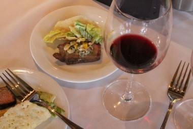 Perfect Pairings at the Boathouse, April 2 2011, part of the Vancouver Playhouse International Wine Festival.