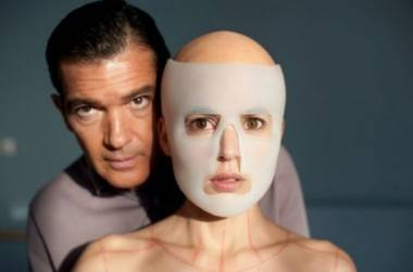 Antonio Banderas and Elena Anaya in Pedro Almodovar's The Skin I Live In (2011).