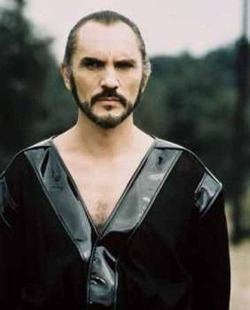 Terence Stamp in Superman II.