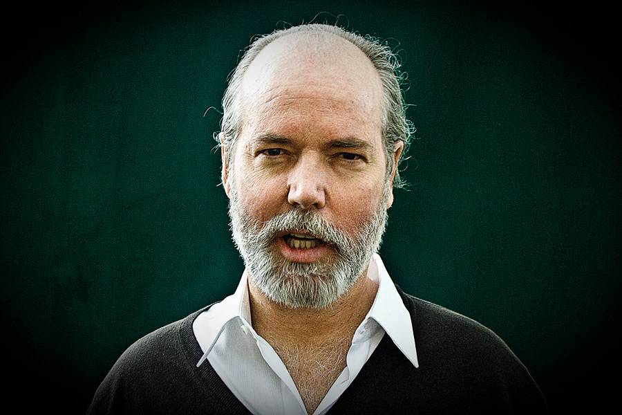 Douglas Coupland author photo