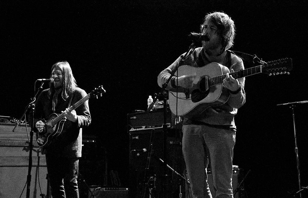 Fleet Foxes at the Vogue Theatre, Vancouver, April 29 2011. Ashley Tanasiychuk photo