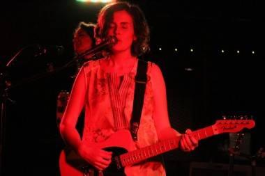 Kathryn Calder at the Biltmore Cabaret, Vancouver, May 20 2011. Robyn Hanson photo