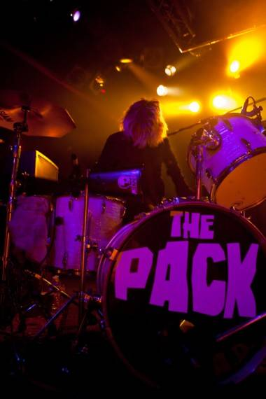 Pack AD at the Red Room, Vancouver, May 14 2011.