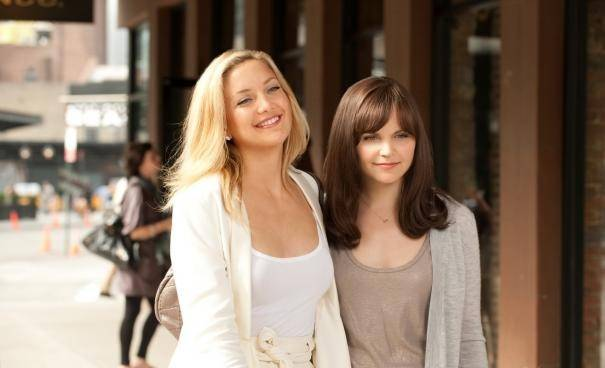 Kate Hudson and Ginnifer Goodwin in Something Borrowed (2011).