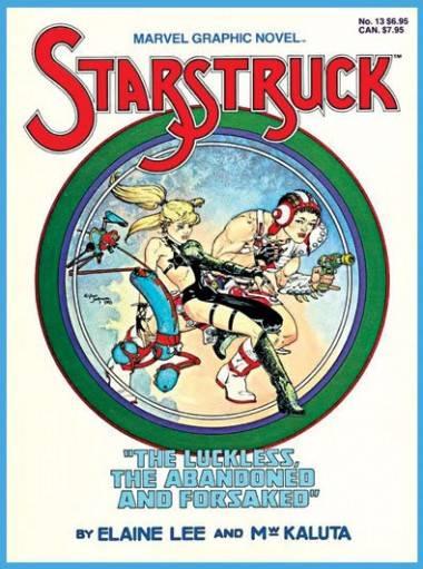 Starstruck Epic graphic novel