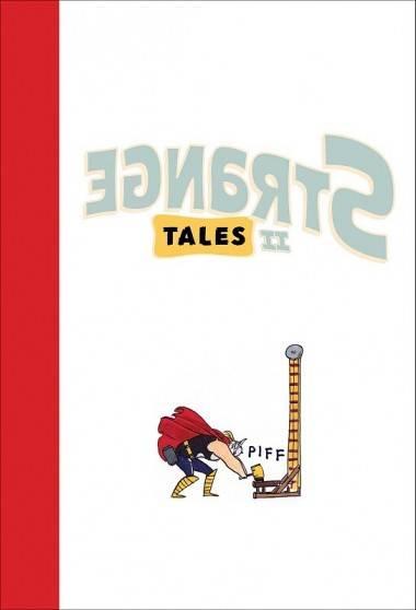 Strange Tales 2 cover image