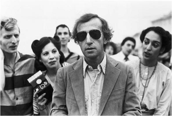 Woody Allen as Sandy Bates in Stardust Memories