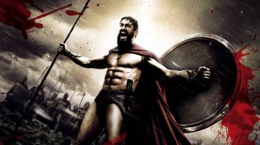 Image from the 2006 movie 300