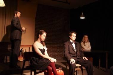 Hardline Productions' Bash: Latter Day Plays.