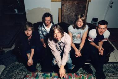Cage the Elephant band photo