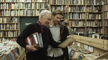 Christopher Plummer and Ewan McGregor in Beginners (2011).