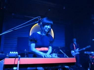 Cibo Matto at Fortune Sound Club, Vancouver, June 22 2011. Photo by Rachel Fox