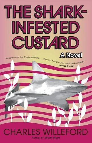 Book cover The Shark-Infested Custard