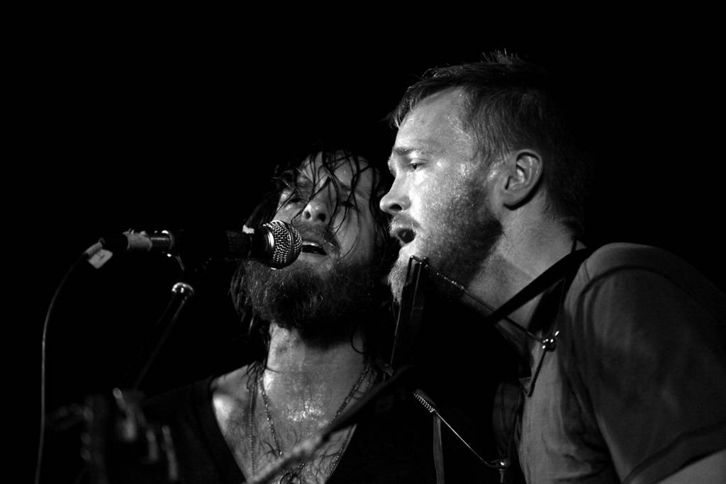 Two Gallants at the Media Club, Vancouver, June 26 2011. Anja Weber photo