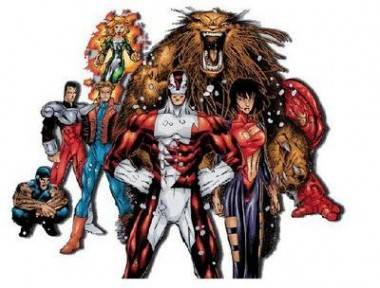 Marvel Comics' Alpha Flight