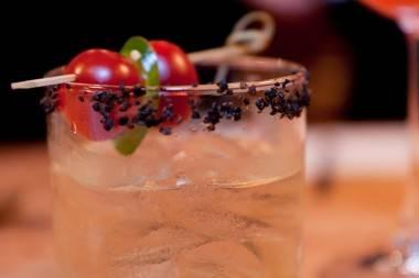 Cocktail. Photo by Siamak Amini