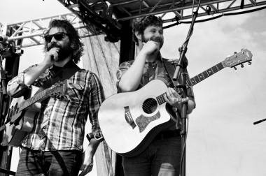 Dan Mangan at Sasquatch! May 28 2011. Jade Dempsey photo
