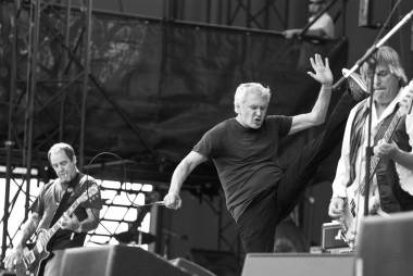 Guided by Voices at Sasquatch, May 30 2011. Jade Dempsey photo