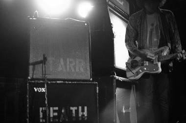 Ringo Deathstarr at Electric Owl, Vancouver, June 21 2011. Ashley Tanasiychuk photo