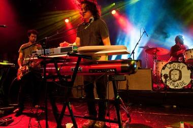 Wolf Parade at the Commodore Ballroom, Vancouver, May 30 2011. Ashley Tanasiychuk photo
