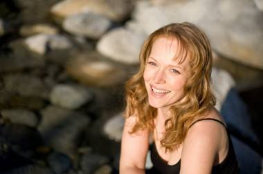 Vancouver actress Cheleh Horsdal