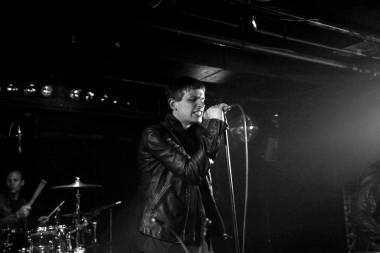 Cold Cave perform at the Biltmore