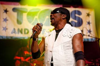 Toots & The Maytals at the Commodore, Vancouver, July 5, 2011. Jordana Meilleur photo