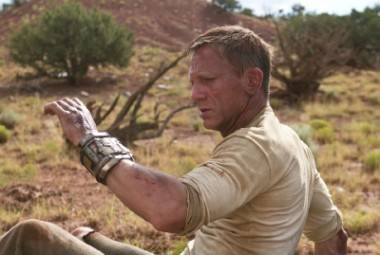 Daniel Craig in Cowboys & Aliens (2011).