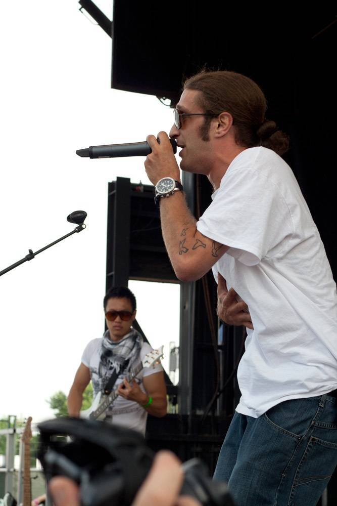 Ko at Edgefest 11, Downsview Park Toronto July 9 2011. Heather Orr photo