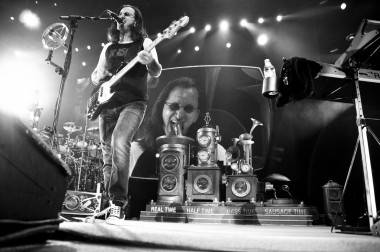 Rush at Rogers Arena, June 30 2011. Jade Dempsey photo