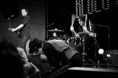 Jon Spencer Blues Explosion at Venue, Vancouver, Aug 16. Ashley Tanasiychuk photo