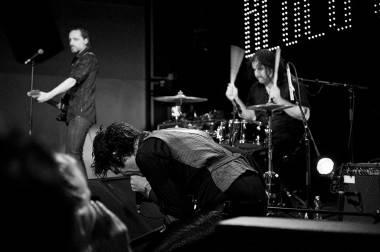 Jon Spencer Blues Explosion at Venue, Vancouver, Aug 16. Ashley Tanasiychuk photo