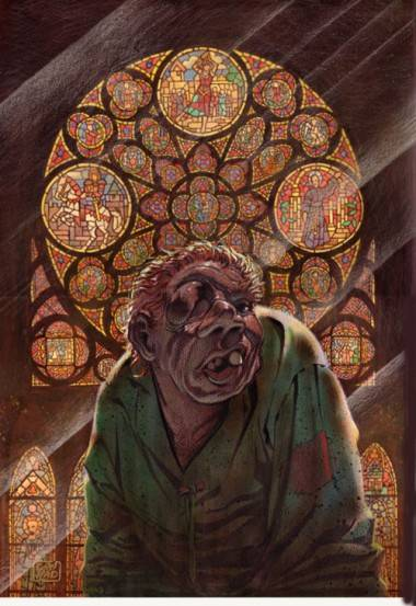 The Hunchback of Notre Dame - Sequential Pulp Comics