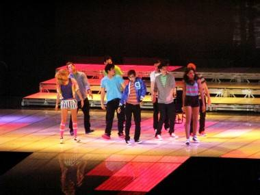 Glee at Mandalay Bay